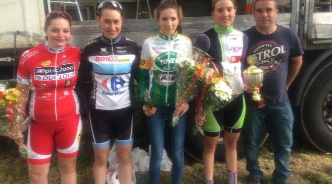 Le cyclisme au féminin et la piste à l'honneur au VCCA
