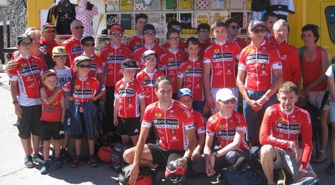 Le VCCA au Tour de France !