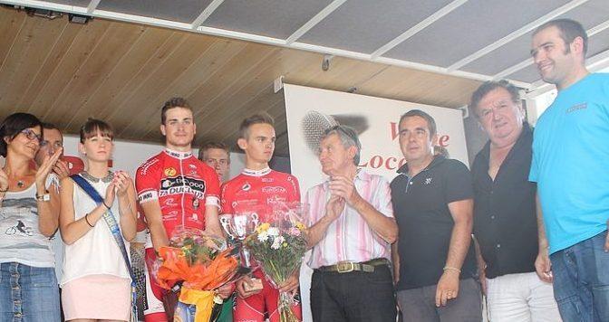 Une belle victoire pour Simon Cavagna