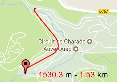 ATRIA CHARADE CYCLISTE TOUR @ Saint-Gènes-Champanelle | Auvergne | France