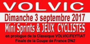 VOLVIC: Jeux cyclistes en prologue de la Classique Volvic / Vassivière @ Volvic | Auvergne | France