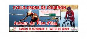 CYCLO-CROSS de COURNON GROUPAMA @ plan d'eau de Cournon | Cournon-d'Auvergne | Auvergne | France