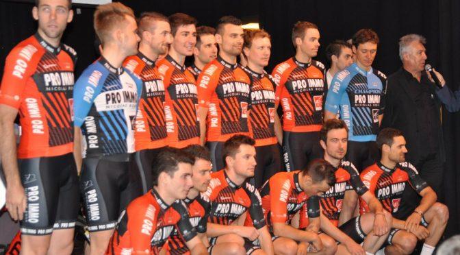 Le VCCA présente son Team