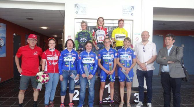 Reprise réussie pour le grand prix cycliste de Lempdes