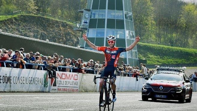 Tous les résultats de l'ATRIA CHARADE CYCLISTE TOUR