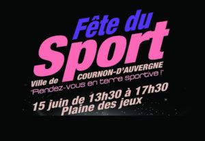 Fête du Sport @ plaine des jeux