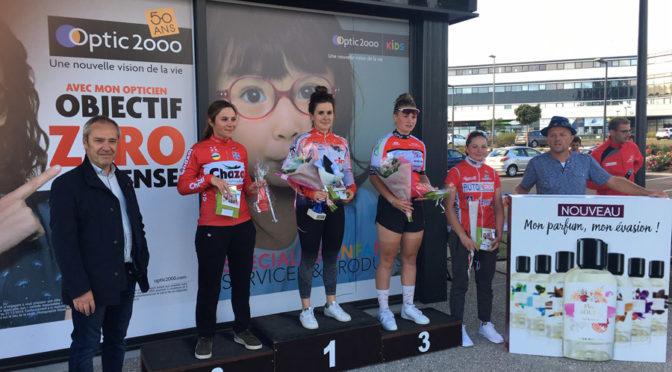 Succès pour le Critérium Féminin OPTIC 2000 et la Finale TRJC Puy de Dôme