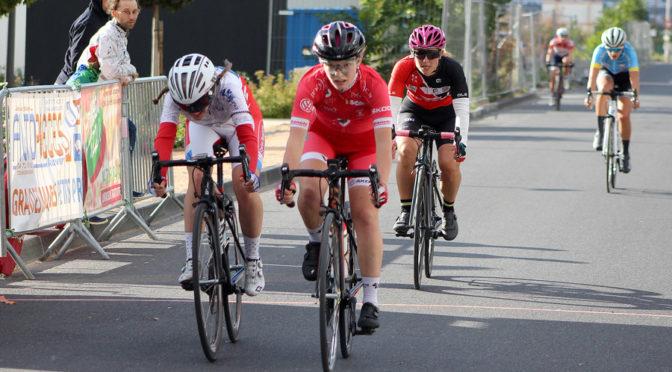 Critérium OPTIC2000 : Myriam LEVITE en vitesse !